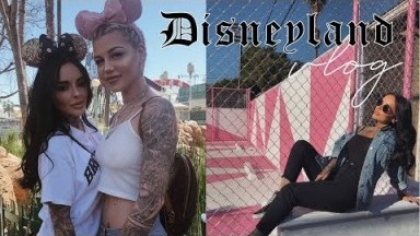 ⋆ My First Time At Disneyland! VLOG ⋆