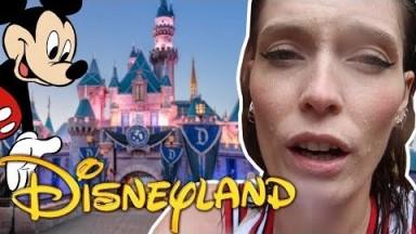 A Disneyland in America con i LORENZI! (favij e manager figo)