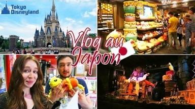 ON DÉCOUVRE TOKYO DISNEYLAND ! VLOG au Japon #3 !