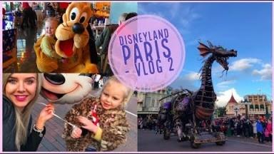 Disneyland Paris Spring 2019 Vlog 2 - Cafe Mickey & Hotel Cheyenne