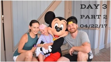 Mickey gave us so much love! | Disneyland vlog #23