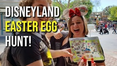 Disneyland Easter Egg Hunt Finale | Disneyland Vlog 2019-04-06 Pt. 3