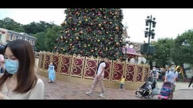 samahan niyo ako magtour sa Disneyland. .vlog#7
