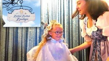 Bibbity Bobbity Boutique Makeover - Disneyland Vlog Part 3!!!