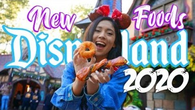 New Tasty Foods You Must Try At The Disneyland Resort For 2020!
