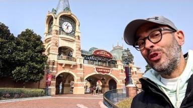 MI PRIMERA VEZ en Shanghai Disneyland. vLog Shanghai Disneyland 2019: Etapa 1