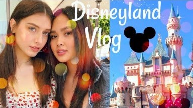 Disneyland Vlog   Best Friends, Adventures, & Mickey Mouse   Jessica Clements