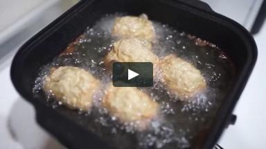VLOG COOKING THAI FOOD ( POOJOR )